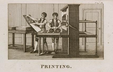 Printing, 1809.