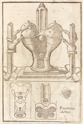 The astral furnace, 1657.