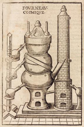 Cosmic furnace, 1657.