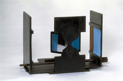 Reflecting stereoscope, 19th century.