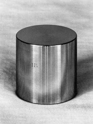 Standard kilogramme.