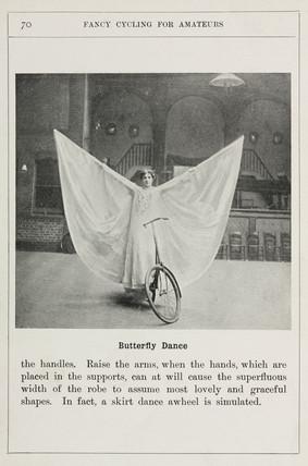 'Butterfly Dance', 1901.