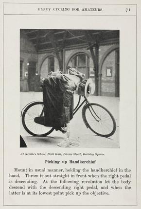 'Picking up Handkerchief', 1901.