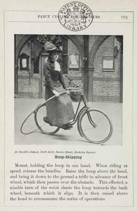 'Hoop-Skipping', 1901.