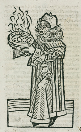 Herbalist, 1497.