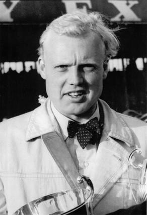 Mike Hawthorn, 9 December 1958.