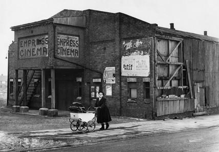 The Empres Cinema, Lancashire, 13 February 1953.