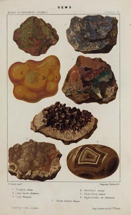 Gems, 1869.