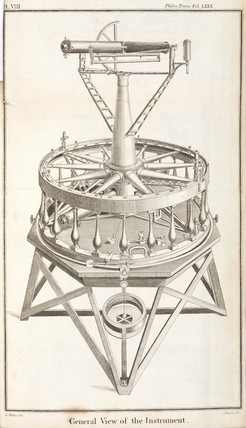 'General View of the Instrument', 1799.