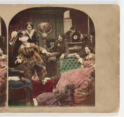 Blind Man's Buff', c 1870.