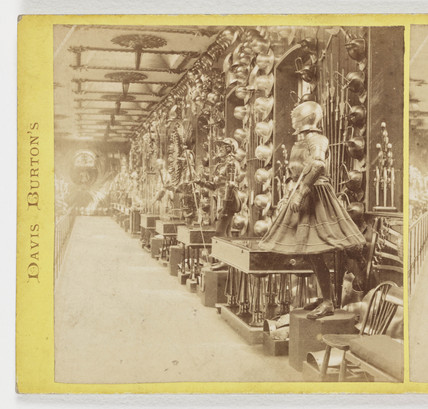 The Horse Armoury', c 1880.