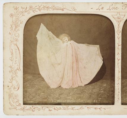 La Danse Serpentine', c 1895.