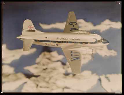 Vickers Viking, c 1950.