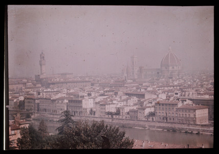 View of Florence, c 1937.