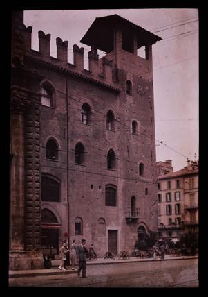 Bologna, c 1937.