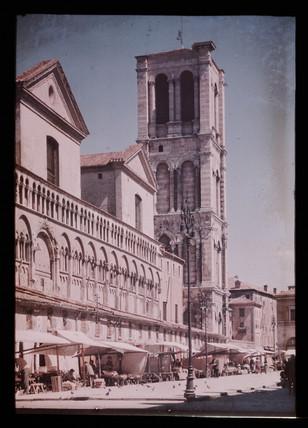 Ferrara Cathedral, c 1937.