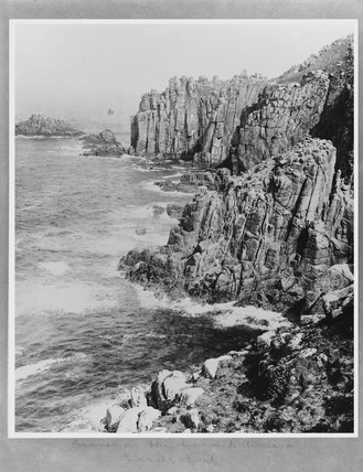 Pendeen, Land's End, Cornwall, 1921.