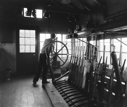 Signalman, 1960