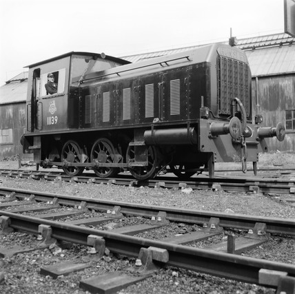 Diesel mechanical locomotive, 1956