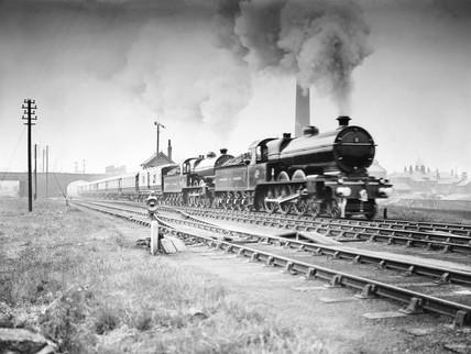 Royal Train, 1913