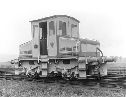 Electric locomotive, 1917