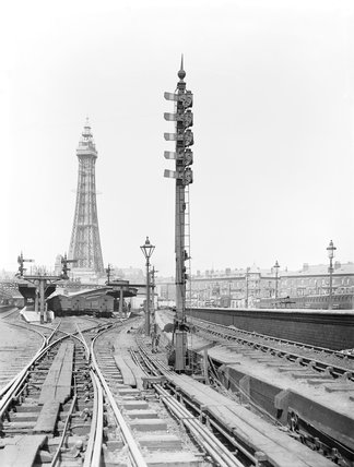 Blackpool, 1921