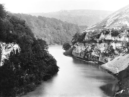 Monsal Dale, about 1900.