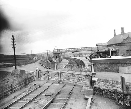 Llandudno Junction, c 1900.