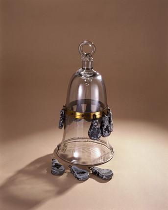 Model diving bell, 1752.