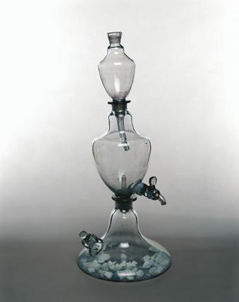 Nooth's apparatus, c 1775.