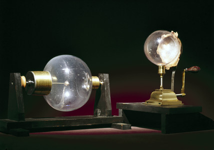 Globe electrical machines, c 1760-1770.