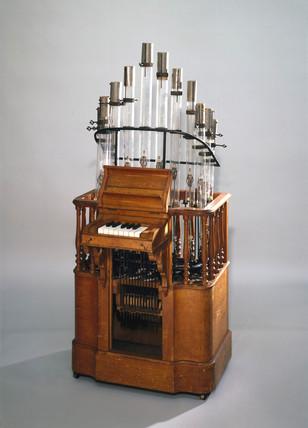 Pyrophone, 1869.