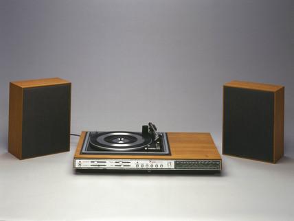 'Scene One' stereo music centre, 1976.