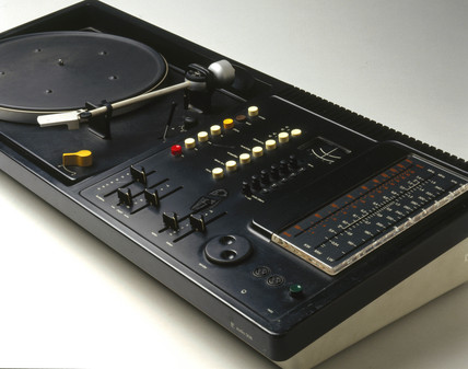 Braun stereo music centre, 1973.