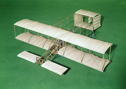 Voisin aeroplane, c 1908.