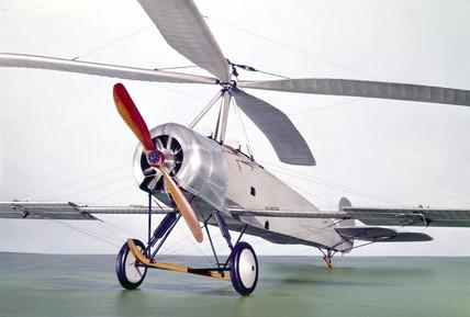 The Cierva Autogiro C6D, c 1926.