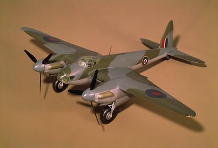 De Havilland Mosquito, 1940s.