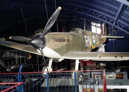 Vickers-Supermarine Mk I Spitfire, c 1940.