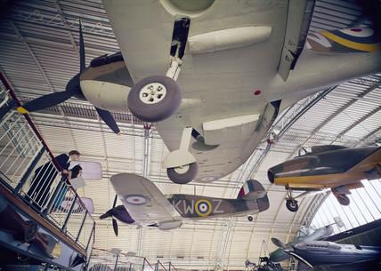 Hawker Hurricane MkI, c 1940.