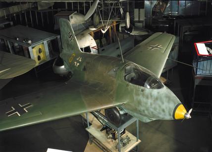 Meserschmitt Me 163B Komet, c 1944.