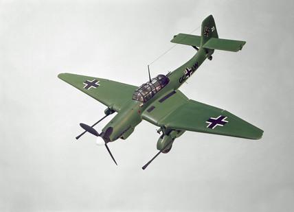Junkers Ju 87-D 'Stuka', c 1939.