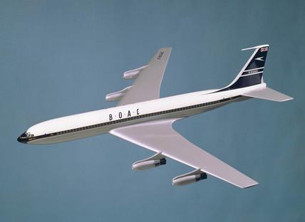 Boeing 707, 1963.