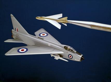 English Electric Lightning, 1949-1959.