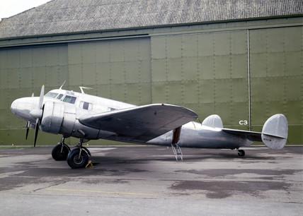 Lockheed 10A Electra, serial no 1037, 1935.