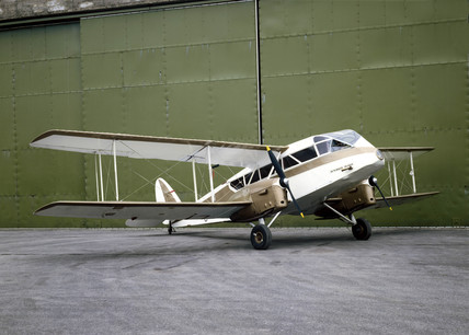 De Havilland DH 84 'Dragon', serial no 6039, 1933.