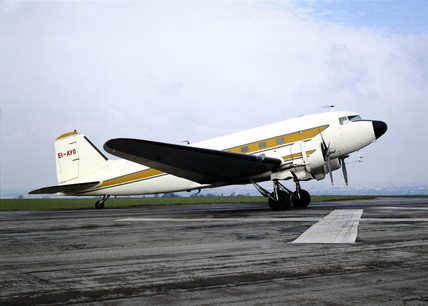 Douglas DC-3 airliner at Science Museum Wroughton (credit: Science Museum / Science & Society)