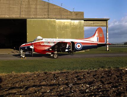 De Havilland DH 104 'Devon', 1949.