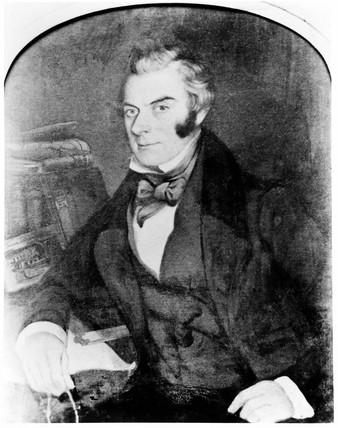 Walter Hancock, English engineer, c 1835-1852.