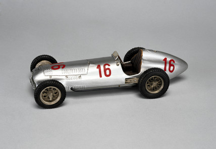 Mercedes-Benz W154 racing car, 1938.