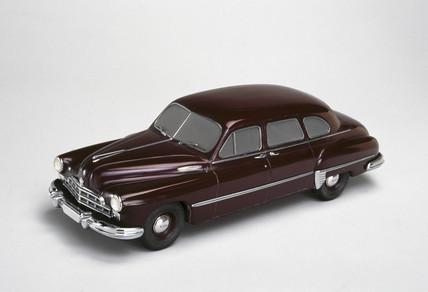GAZ M-12 'Zim' limousine, 1954.